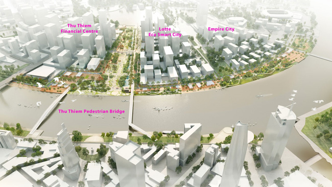 kien truc eco smart city