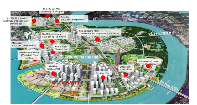 eco smart city thu thiem